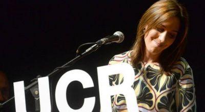 Un sector del radicalismo intentó evitar que Vidal hable en la convención