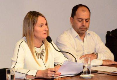 Obras y orden administrativo destacó la Intendente al inaugurar las sesiones del HCD