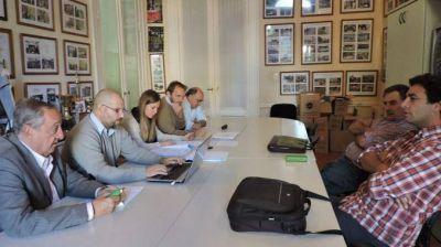 Se conocieron las ofertas para las obras de agua en Gardey e impulsión cloacal en Villa del Parque