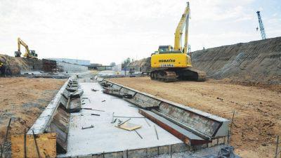 La realidad de las obras hidráulicas en la región