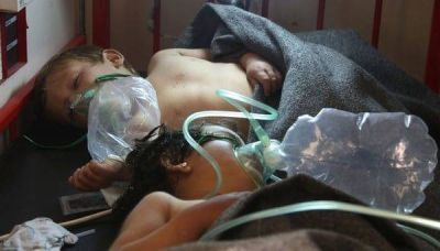 Un ataque químico mató a 58 civiles en un bastión rebelde de Siria: acusan a Bashar al Assad y a Rusia