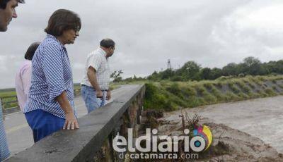 Declaran la emergencia en 6 departamentos de Catamarca