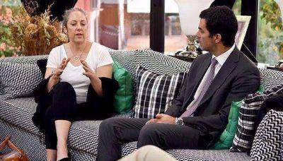 Urtubey se reunió con la vicepresidenta ejecutiva del BID