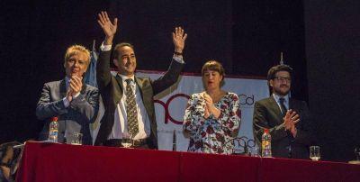 Tagliaferro abrió las sesiones del Concejo de Morón con críticas al sabbatellismo