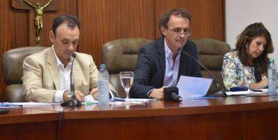 Katopodis inauguró las sesiones ordinarias en San Martín