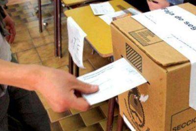 Elecciones #4J: se presentan hoy los frentes y alianzas