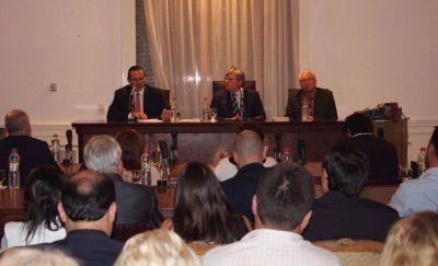 DOLORES: Etchevarren anunció una suba para los municipales del 31% en la apertura de las sesiones ordinarias del HCD