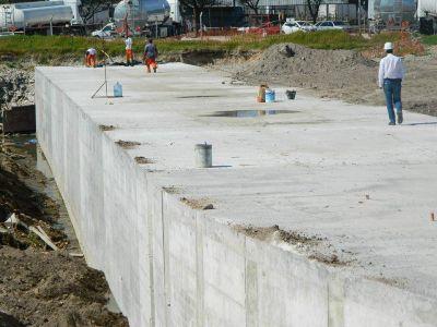 Arroyo del Barco: se ultiman detalles para retomar los trabajos