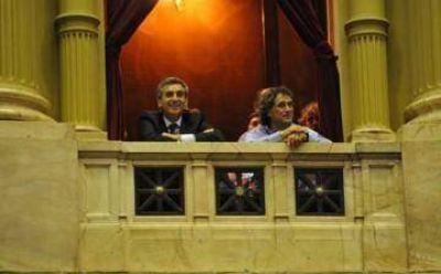 """La """"pata sindical"""" de Randazzo ya trabaja en su candidatura"""