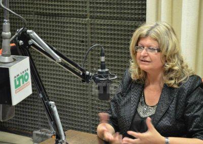 Claudia Balagué ratificó que se recuperarán los días de paro