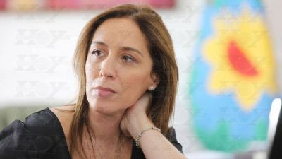 """Vidal le """"marcó la cancha"""" a algunos gremios docentes"""
