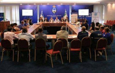 El gobierno presentó el Plan General de Seguridad Pública
