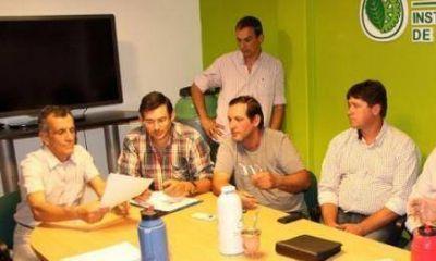 YerbaMate: quedó constituida la comisión asesora de la presidencia del INYM