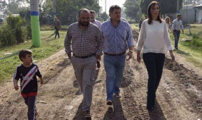 En campaña: Vidal ya sale a disputar los bastiones peronistas del conurbano
