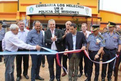 """""""La seguridad pública es prioridad en nuestra agenda política"""", dijo Passalacqua"""