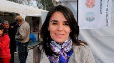 La intendenta de Conesa apoya el Plan Castello y las obras para el desarrollo provincial