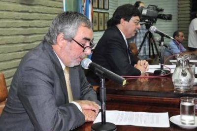"""El intendente Fernández dijo que muchos se van a """"sorprender"""" de las cosas que se están haciendo en el distrito"""