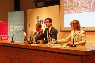 Diálogo y obras públicas, los ejes centrales de Petrecca ante el Concejo Deliberante