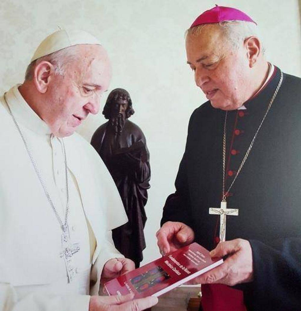 Bodas de Plata episcopales de Mons. Rubén Frassia