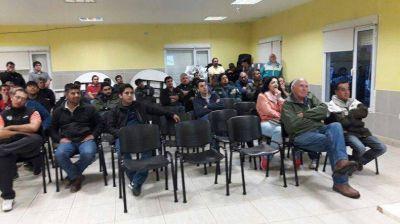 Mutual de Petroleros Jerárquicos avanza con su plan de viviendas en Las Heras