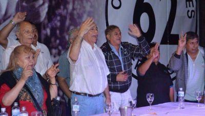 Las 62 Organizaciones se fracturaron y eligieron a dos conducciones en Salta