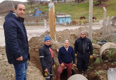 Nueva conexión de agua corriente para el Valle de Andorra