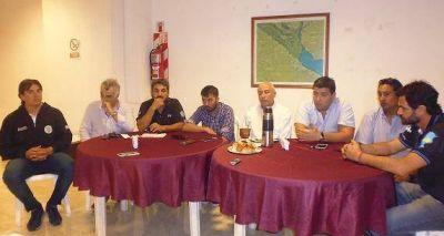Sindicatos de San Martín y Tres de Febrero impulsan el paro general