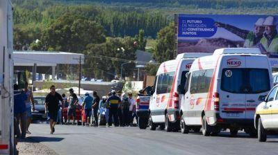 Díaz acusó a Rioseco de exportar piqueteros