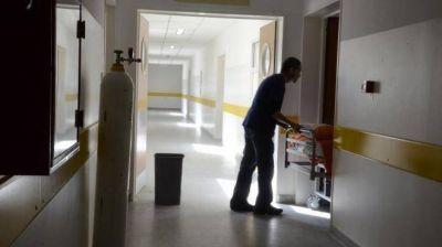 Hospital de Roca: 45 pacientes esperan por sus cirugías