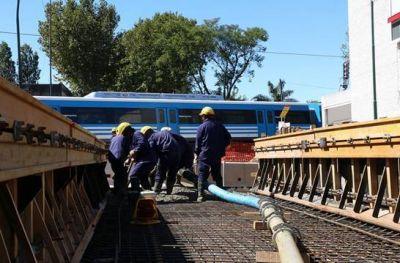 San Isidro avanza en la construcción de su túnel en la calle España