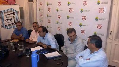 Presentan ordenanzas de Habilitaciones, Fomento de Inversiones, Venta Ambulante, Impacto en el Agro y Precios del Vivero Municipal
