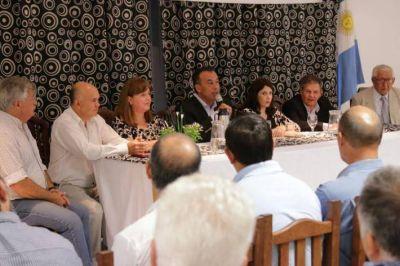 Tecnotur: el Vicegobernador realizó la apertura de la primera jornada del año