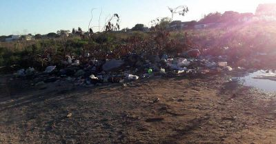Vecinos de Santa Rita piden al Municipio que erradique un microbasural