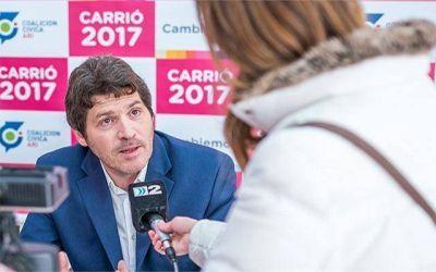 """Castello sobre el 6A: """"Hagan un partido y preséntense a elecciones"""""""