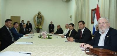 Paraguay: La Iglesia aloja la mesa de diálogo convocada por Cartes