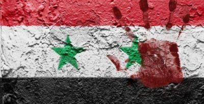 El abandono del pueblo sirio