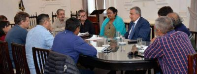 Gobierno y comunidades indígenas , integrados en el Proyecto Solar Cauchari