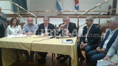 El Comité de Emergencia informó sobre la situación en el río Dulce