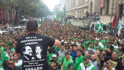 Paro en Córdoba: así fue la marcha hasta Colón y General Paz
