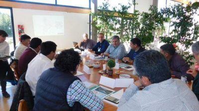El gobierno impulsa obras para el norte provincial