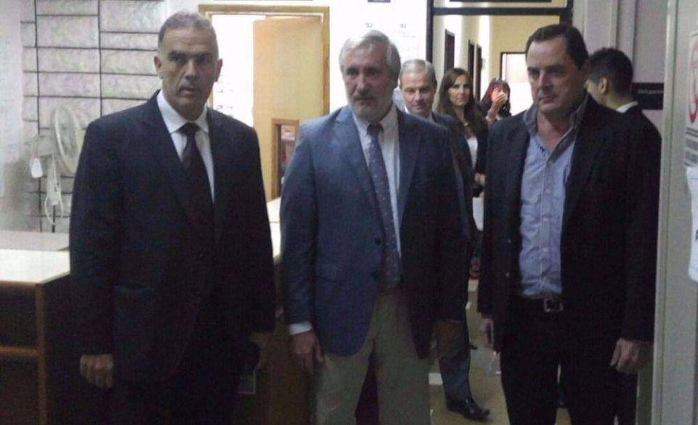El Procurador General de la Provincia estuvo en Olavarría