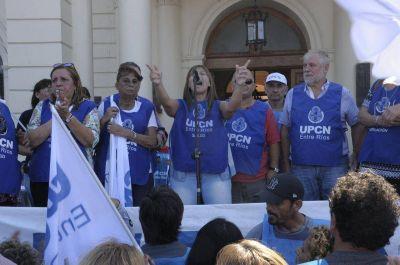 Según UPCN, el acatamiento al paro en la provincia fue del 80 por ciento