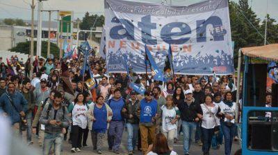 ATEN ratificará la huelga