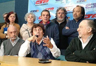 Pablo Micheli (CTA):