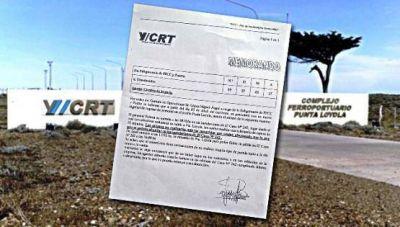 Trabajadores de Punta Loyola denuncian reducción de jornada por parte de YCRT