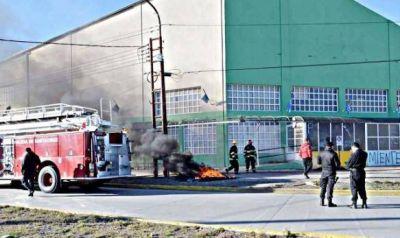 """HCD: Kingma suspendió la sesión por """"falta de seguridad"""" y Ruiz denunció al SOEM"""