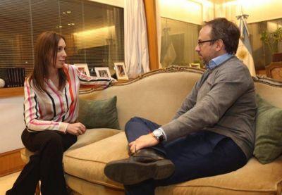 La carta que María Eugenia Vidal se guarda bajo la manga para la senaduría nacional