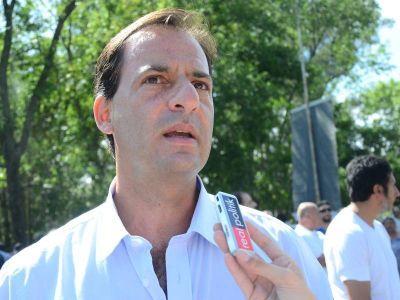 """Ariel Sujarchuk: """"Se ve que la opción de Cambiemos en Escobar no es muy tentadora"""