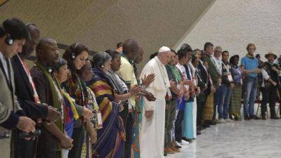 Movimientos populares siguen en pie de lucha, desde el Vaticano