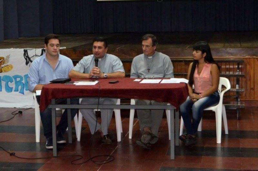 Esperan 2.000 jóvenes en la Jornada Juvenil de Ramos en Goya